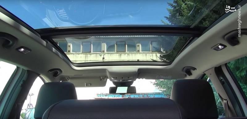 سقف پانوراما