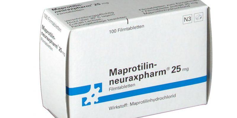 ماپروتیلین 25